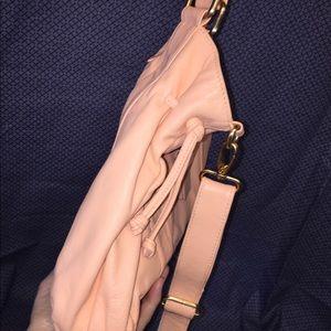 Simply Nina by Nina Raye Bags - Simply Nina by Nina Raye Genuine Lamb Shoulder Bag